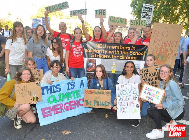 World Climate Strike 20.9.19