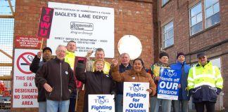 One hundred per cent solid at Hammersmith and Fulham' council's Bagley's Lane Depot