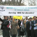 Doctors from the Indian sub-continent have helped to build-up and sustain the NHS  – the new law will have disastrous consequences