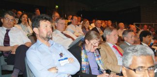 A section of yesterday's conference of the Central Consultants and Specialists Committee of the BMA