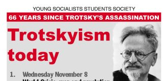 Young Socialists Student Society