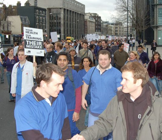 Junior doctors won mass public support when they took to the streets in their thousands in March after the introduction of MTAS and MMC 'reforms' caused chaos