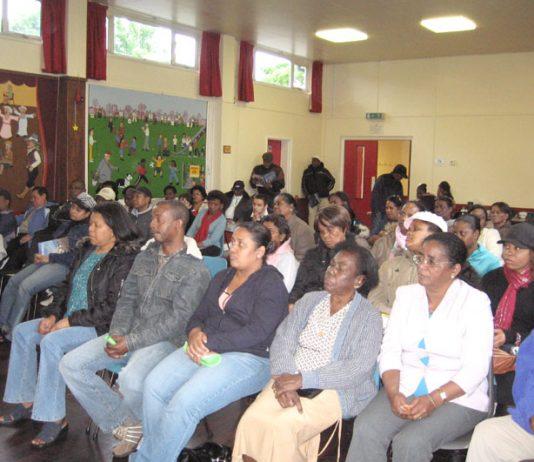 The Chagos Islands Community Association AGM in Crawley on Saturday