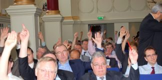 BMA Consultants Conference delegates in London on Wednesday voted to reject NHS privatisation