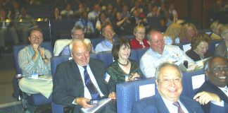 Doctors at the BMA's Annual Representative Meeting in Edinburgh yesterday