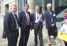 BMA delegates during a break at their Annual Representative Meeting