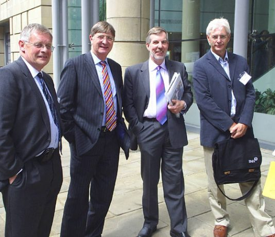 BMA delegates during a break at their Annual Representative Meeting