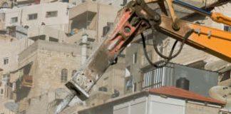 Demolition begins