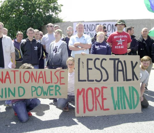 'WE WILL WIN!' – say Vestas workers