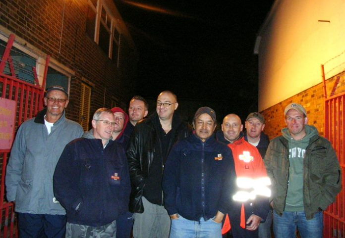 CWU pickets at Tooting Delivery Office determined to defend jobs and conditions