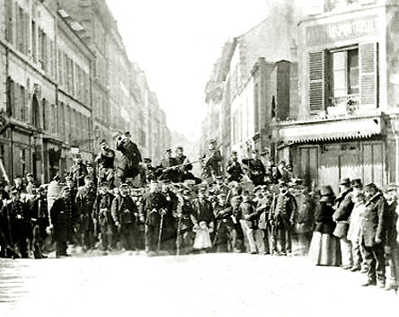Napoleon III's defeat at the hands of Prussia led to the first seizure of power by the working class in its history, when the workers of Paris established the Commune in 1871