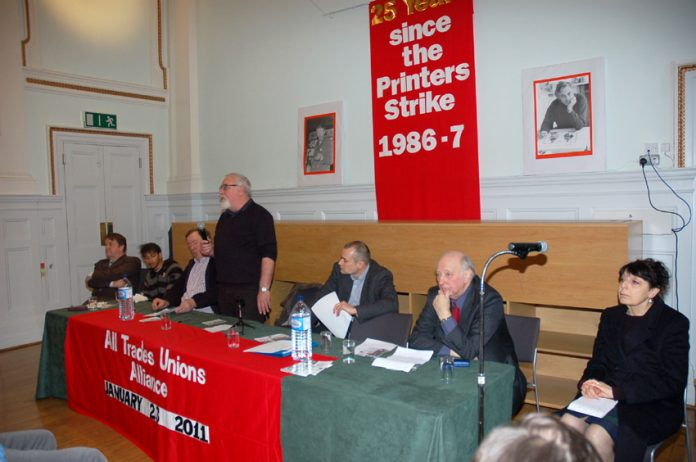25th ANNIVERSARY OF THE PRINTERS' STRIKE –'the lessons of Wapping are vital for today'