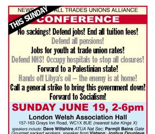 News Line-Atua Conference: Sunday June 19