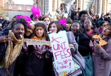 Youth and students in their tens of thousands marched for free education and to defend the EMA last November