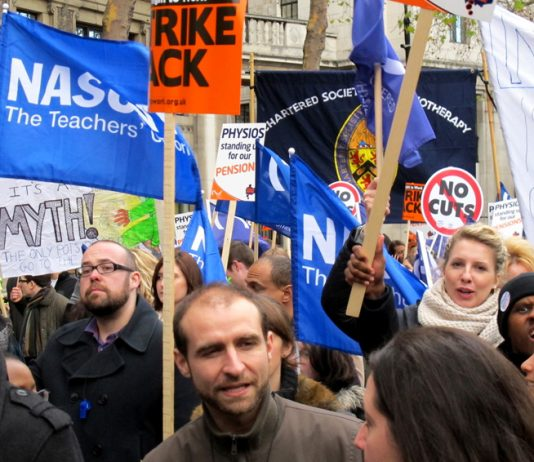 NASUWT is ready to fight against a coaltion government that is set to bully teachers out of their jobs
