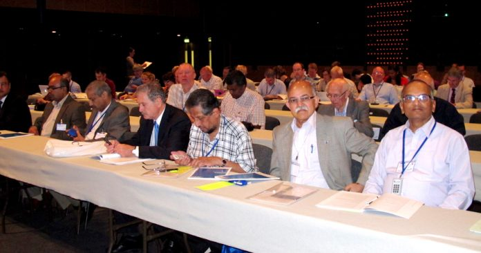 Delegates at the BMA ARM in Bournemouth