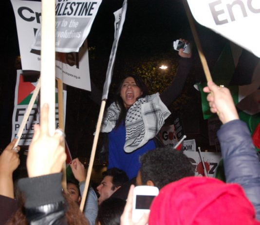 Anger and outrage expressed at Israel's use of long-range missiles against Gaza – now 30,000 Israeli troops are being mobilised