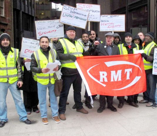 Travel Safe workers are determined to win decent working conditions and defeat the lockout