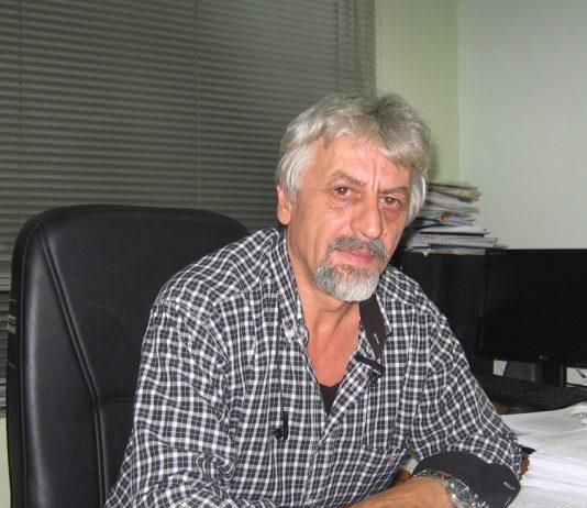 Panayiotis Kalfayannis, President of POSPERT