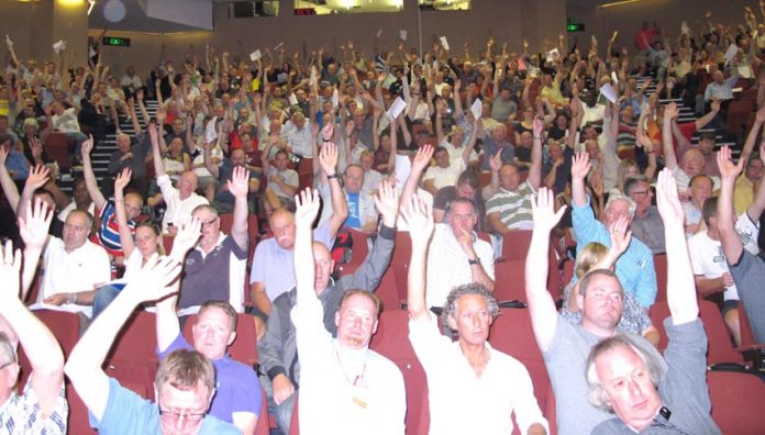 CWU Policy Forum last week condemned zero-hours contracts