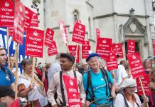 The campaign to keep Lewisham open is part of the struggle to defeat the privatisation of the NHS which was begun under Labour and is being carried on under the Tories