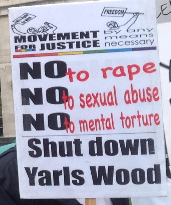 The truth about sexual abuse in a British detention centre