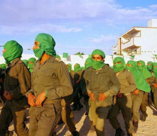 The anti-imperialist Libyan Jamahiriya resistance fighters are growing in strength