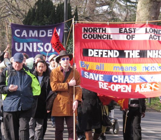 The North East London Council of Action is continuing to fight for the reopening of Chase Farm A&E whose closure has already cost lives