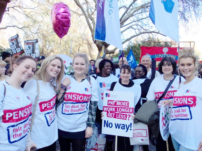 Nurses are battling on all fronts – yesterday their vote against charges greatly strengthened the struggle to defend the NHS