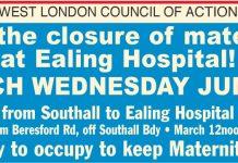 Stop Maternity Closing At Ealing Hospital