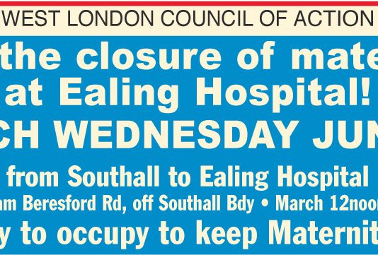 Stop The Maternity Closing At Ealing Hospital