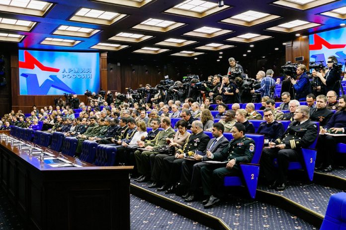 Ministry of Defence of the Russian Federation briefing
