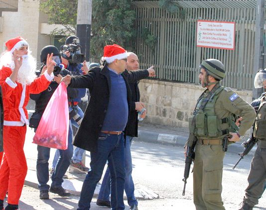 Christmas under the Israeli occupation in Bethlehem