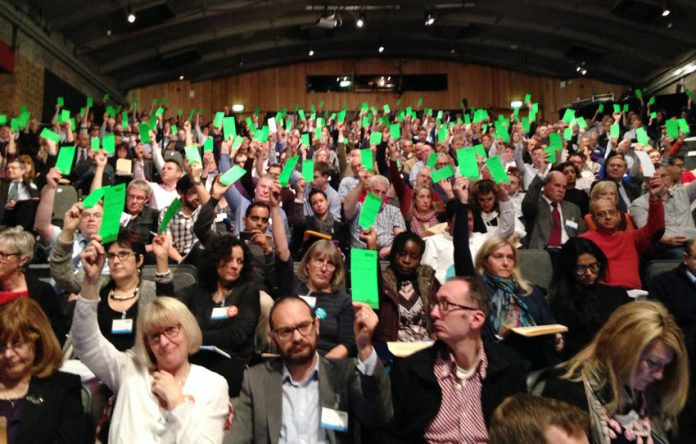 LMC conference voting for an extension of GPs' time with patients