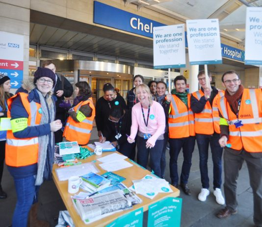 Junior doctors are determined to proceed with their five-day strikes