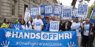 Huddersfield Royal Infirmary workers demand  a united fight to stop all NHS hospital cuts and closures
