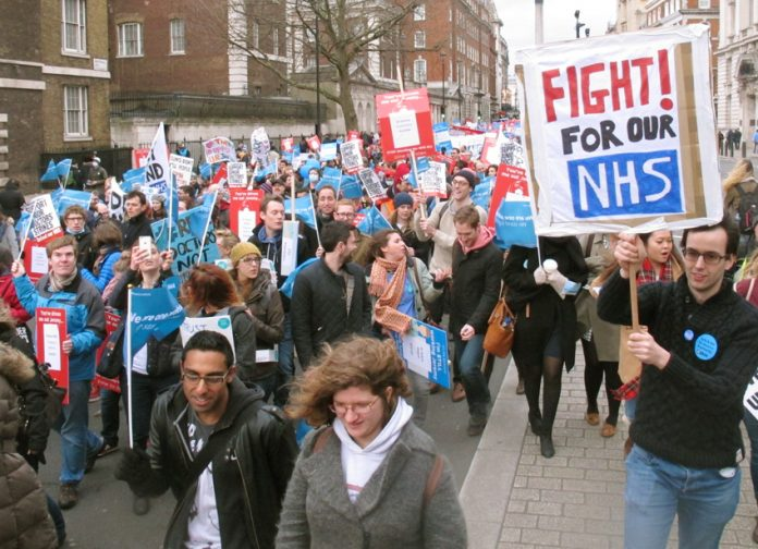 Junior Doctors defending the NHS – now vital training is being axed