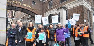 Junior doctors recently came out to defend the whole of the NHS – they were allowed to fight alone
