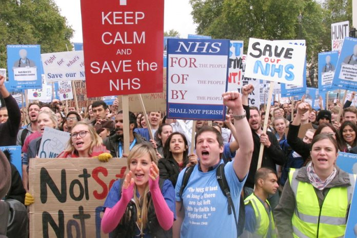 Junior doctors took strike action to stop an imposed contract and to save the NHS – their struggle must now be continued to bring the Tories down