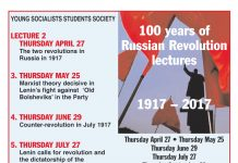 100 years of the Russian Revolution Lecture 3