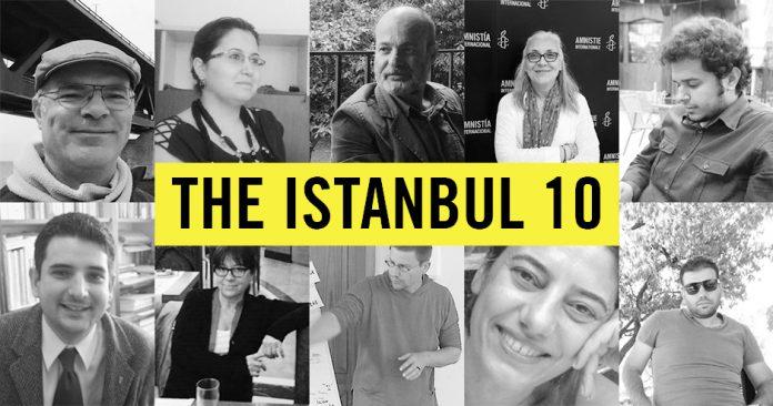 The Istanbul Ten