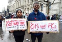 Doctors stand up to the Home Office refusing to shop confidential information to immigration officials – they refuse to be used as border control – St Mungo's however have co-operated with immigration squads who target homeless people for deportation