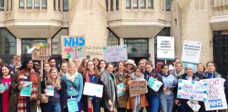 Junior doctors battled to defend the NHS against Health Secretary Hunt – now fighting for the proper agreed conditions of work