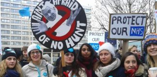 Junior doctors fought Health Secretary Hunt for many months for a decent contract – now they have been dealt another blow as 1,500 trainees are having to reapply for their jobs