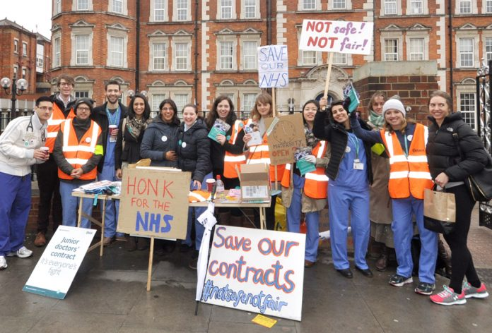 Junior doctors have not stopped battling since their strike actions – they have won a battle at the Norfolk and Norwich NHS Trust in defence of their pay banding