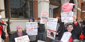 Protest against the privateer benefit assessor Maximus
