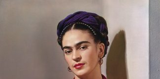 Photograph of Frida Kahlo © Nickolas Muray photo archives