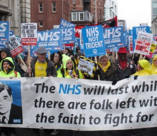 On the 70th anniversary of the NHS millions of workers who depend on the NHS must organise to bring down the Tories to save it!