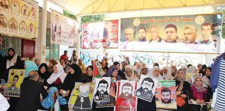 Rally in Gaza for Khader Adnan, he has been on hunger strike in an Israeli prison since September 2nd