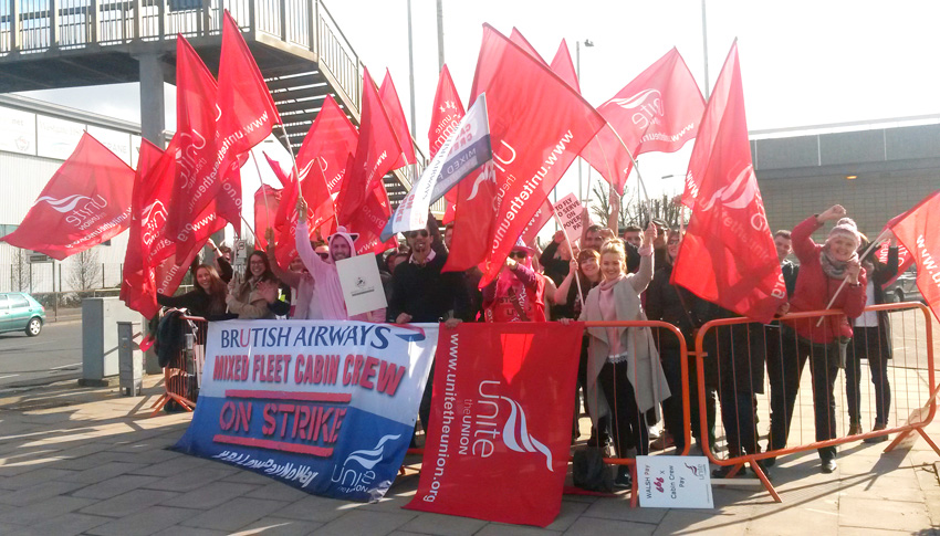 95% of RCM members in north of Ireland vote for strike